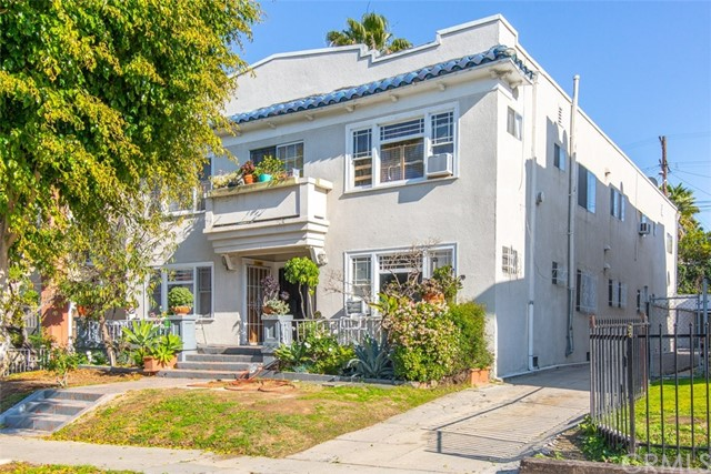 1256 S Plymouth Boulevard, Los Angeles, CA 90019