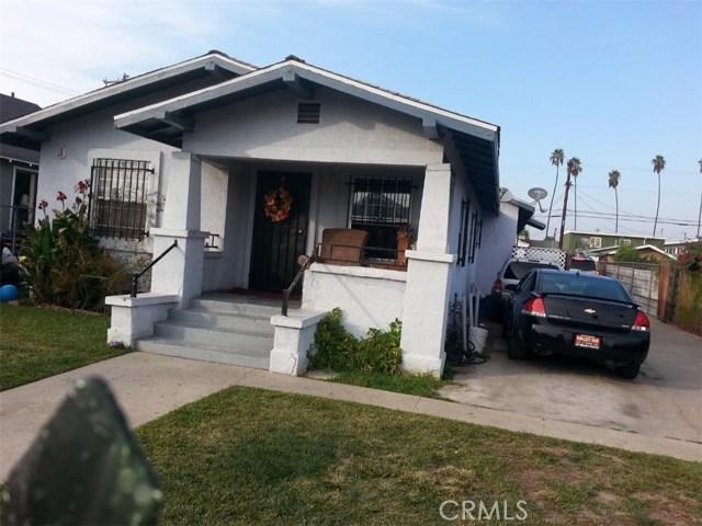 943 81st Street W, Los Angeles, CA 90044