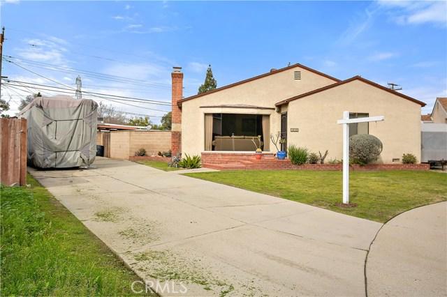10125 Cedardale Drive, Santa Fe Springs, CA 90670