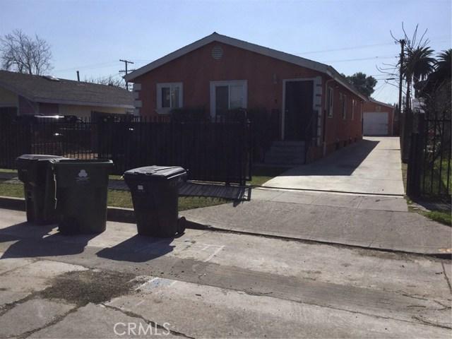 318 E 105th Street, Los Angeles, CA 90003