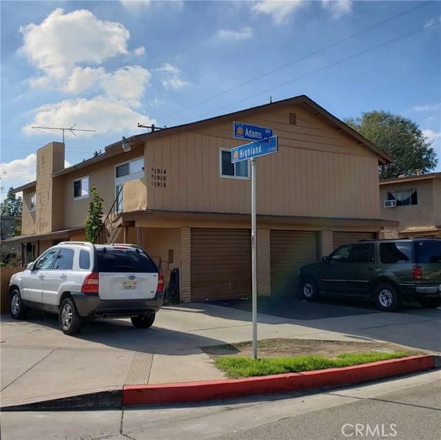1914 E Adams Avenue, Orange, CA 92867