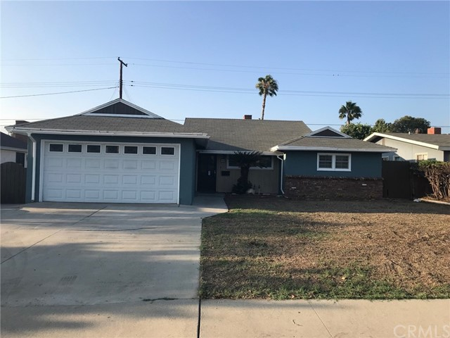 Great single story, 3 bedroom, 2 bathroom home in a nice neighborhood of Azusa. This home features a clean open family kitchen, a large living room with a fireplace, laminate and tile floors throughout. 2 car attached garage, a covered patio and a good size backyard for entertaining. Located near schools and shopping. Easy freeway access.