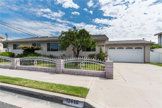 12418 Brookshire Avenue, Downey, CA 90242