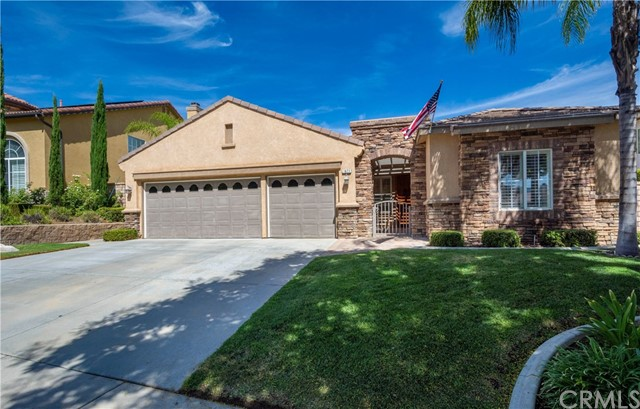 One of Corona 3 Bedroom Homes for Sale at 1671  Spyglass Drive