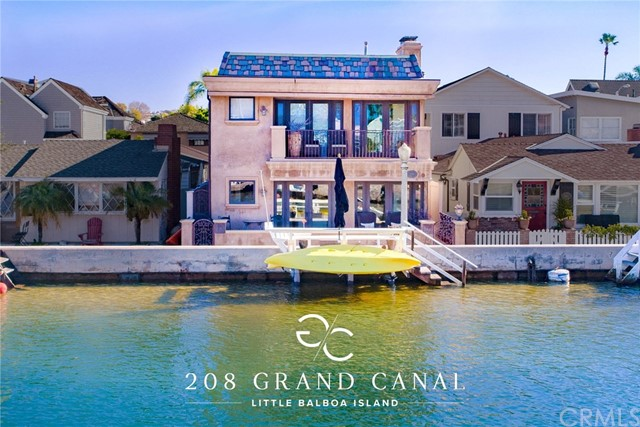 208 Grand Canal, Newport Beach, CA 92662
