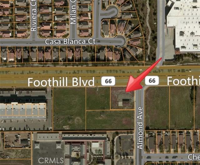 14293 Foothill Boulevard, Fontana, CA 92335