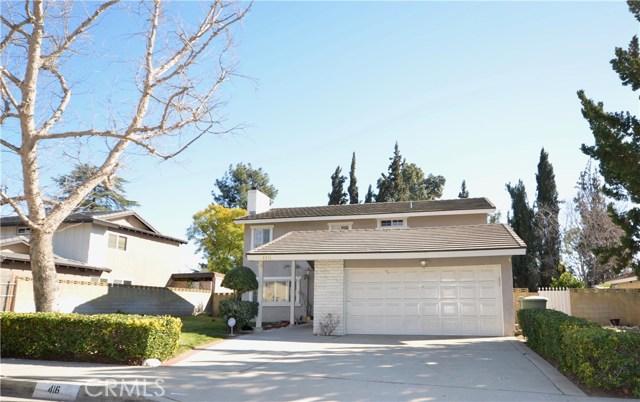 416 Mount Carmel Drive, Claremont, CA 91711