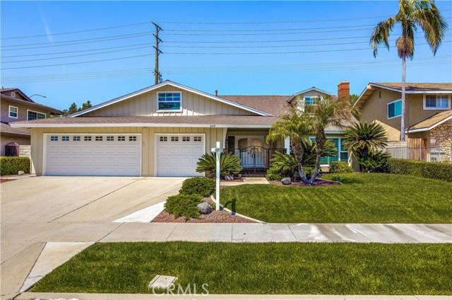 449 Ximeno Drive, Fullerton, CA 92835