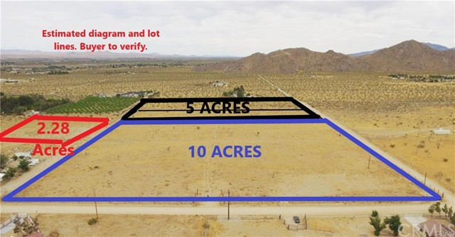 0 Cody Road (2.28), Lucerne Valley, CA  Photo 2