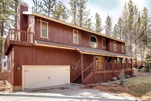 1201 Redwood Drive, Big Bear, CA 92314
