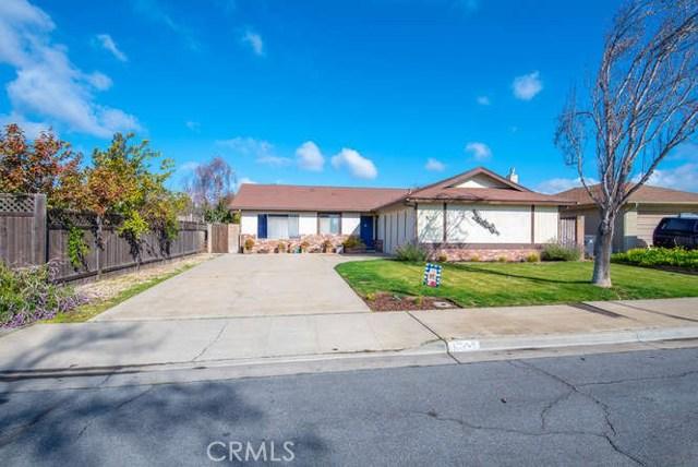 809 Jennifer Court, Santa Maria, CA 93454