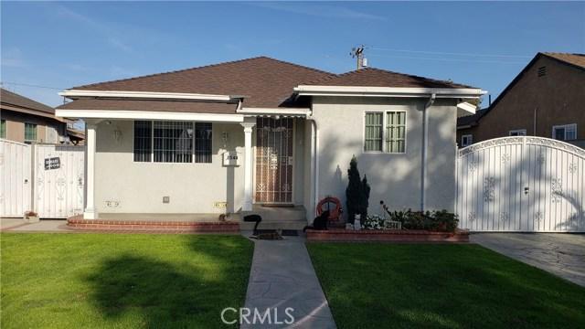 2544 Hayes Avenue, Long Beach, CA 90810