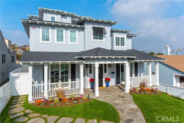 713 Avenue D, Redondo Beach, California 90277, 5 Bedrooms Bedrooms, ,4 BathroomsBathrooms,For Sale,Avenue D,SB16765442