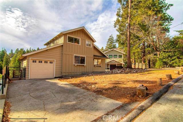 26115 Sky Ridge Drive, Twin Peaks, CA 92391
