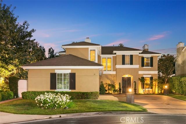 31 Sycamore Canyon Drive, Rancho Santa Margarita, CA 92679