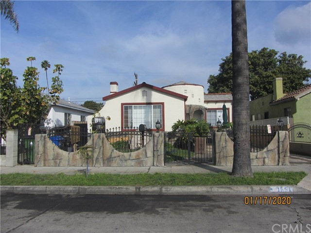 1651 W 66th Street, Los Angeles, CA 90047