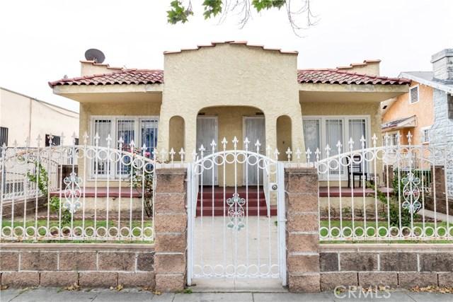 1118 W 60th Street, Los Angeles, CA 90044