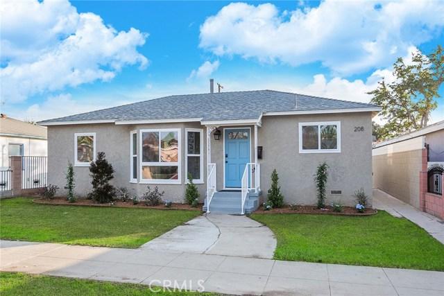 208 E 67th Street, Long Beach, CA 90805