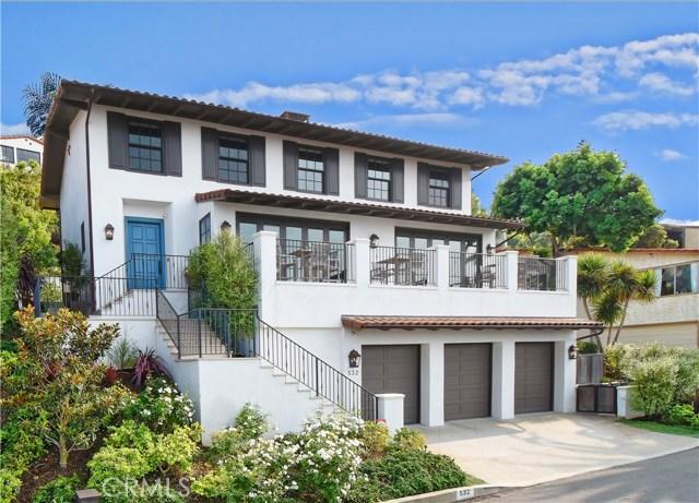532 Via Almar, Palos Verdes Estates, California 90274, 4 Bedrooms Bedrooms, ,4 BathroomsBathrooms,For Sale,Via Almar,PV21012177