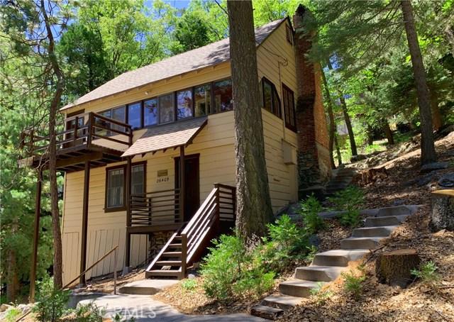 26409 Forest Lane, Twin Peaks, CA 92391