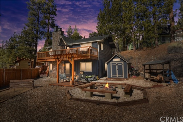 712 Sugarloaf Boulevard, Big Bear, CA 92314