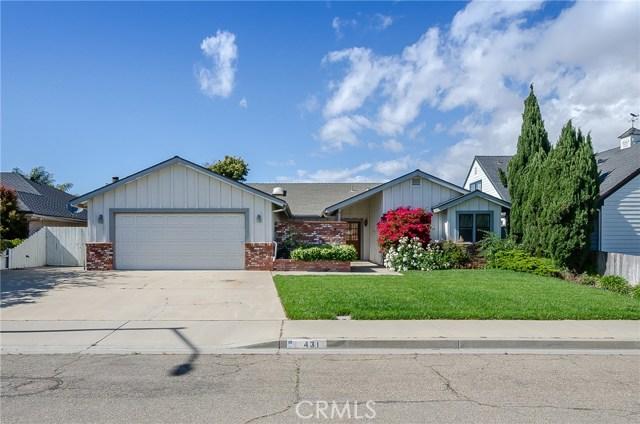 431 Lindeman Lane, Santa Maria, CA 93454