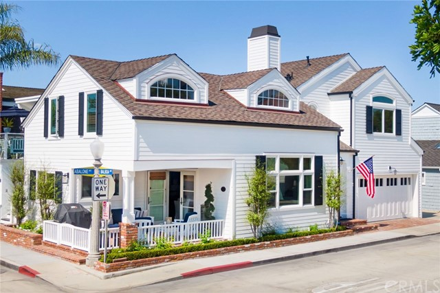 301 Abalone Avenue, Newport Beach, CA 92662