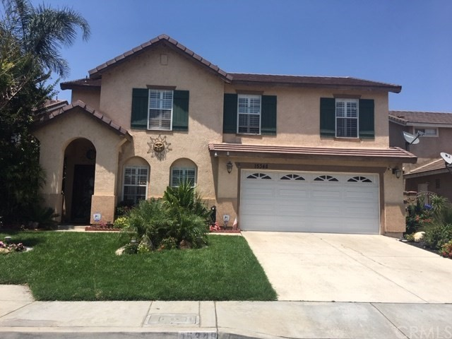 15348 Brandon Lane, Fontana, CA 92337
