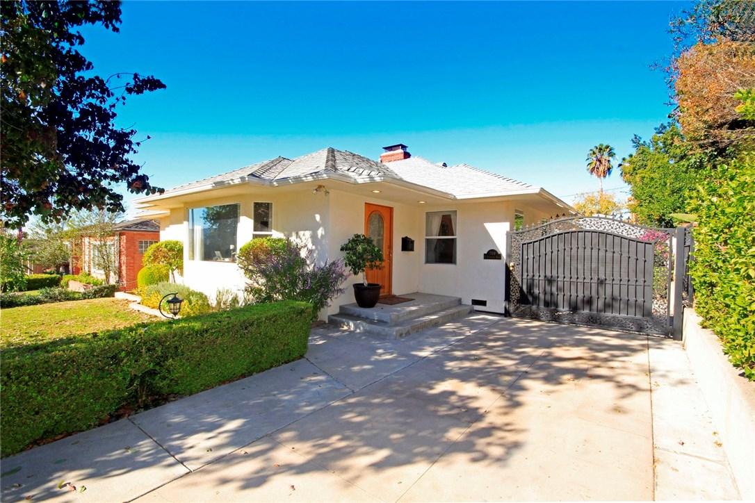 709 E Fairmount Road, Burbank, CA 91501