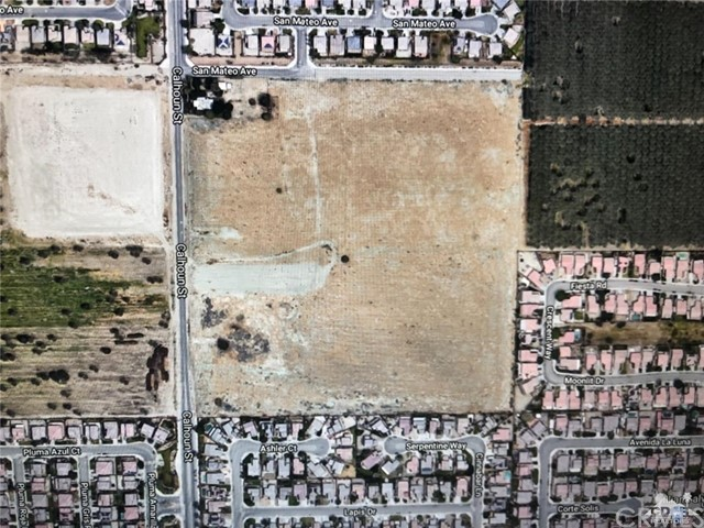 17.38 Acres Calhoun Street, Coachella, CA 92236