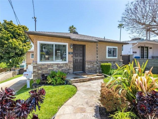 742 Loma Vista Street, El Segundo, CA 90245