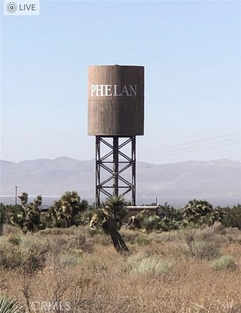 0 Yucca Terrace, Phelan, CA 92329