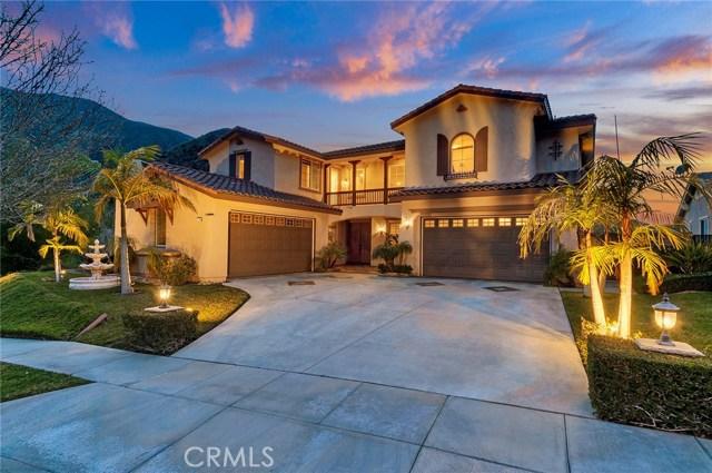 2316 Sageleaf Circle, Corona, CA 92882