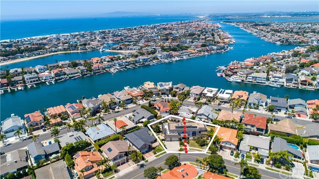 One of Huntington Harbor 4 Bedroom Homes for Sale at 16791  Sea Witch Lane