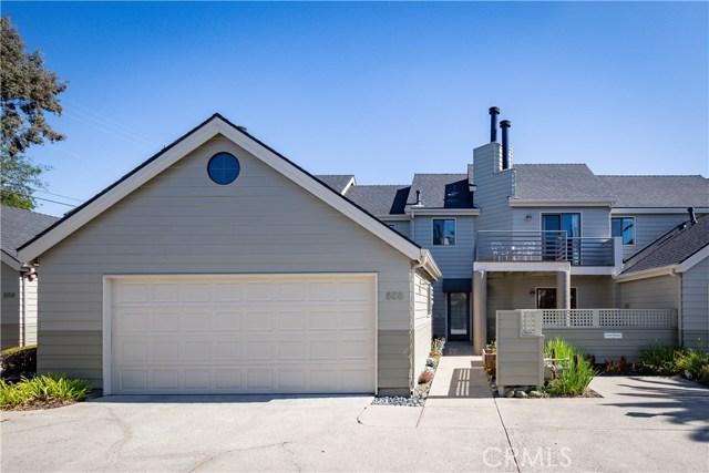 558  Buchon Street, San Luis Obispo, California