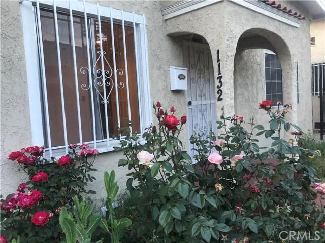 1132 N Mariposa Avenue, Hollywood, CA 90029
