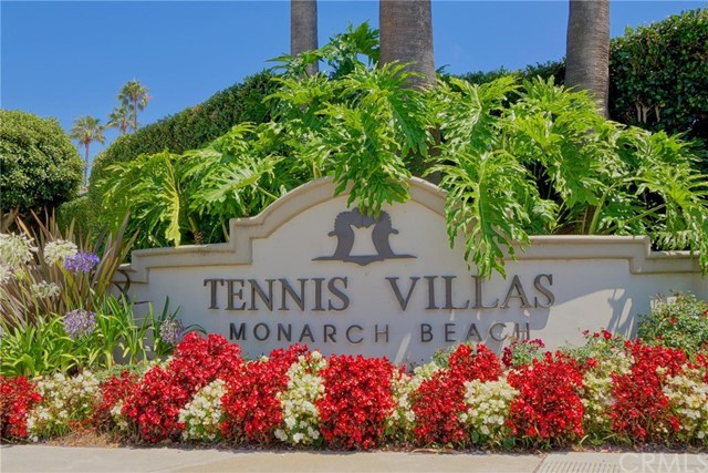 82  Tennis Villas Drive, one of homes for sale in Monarch Beach
