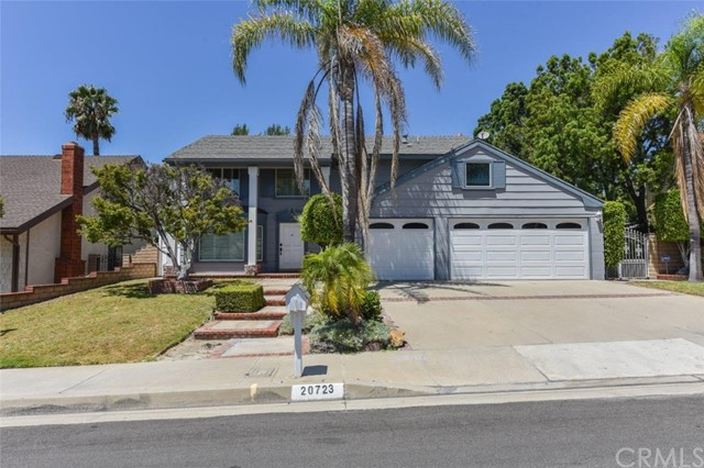 20723  Hollow Pine Drive, Walnut in Los Angeles County, CA 91789 Home for Sale