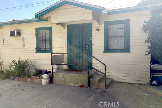 3882 La Salle Avenue, Los Angeles, CA 90062