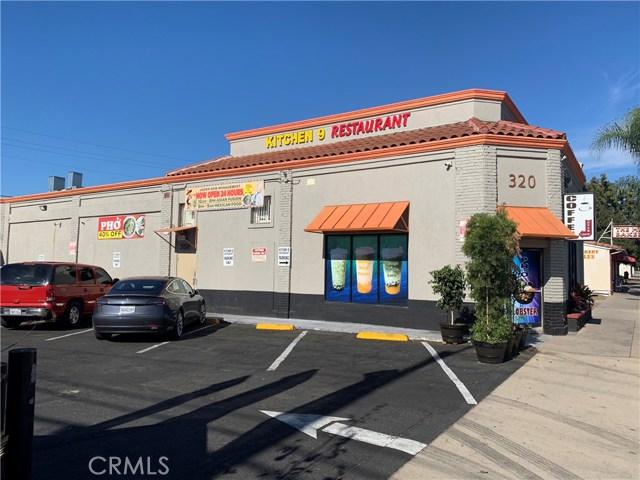 320 S Main Street, Santa Ana, CA 92701