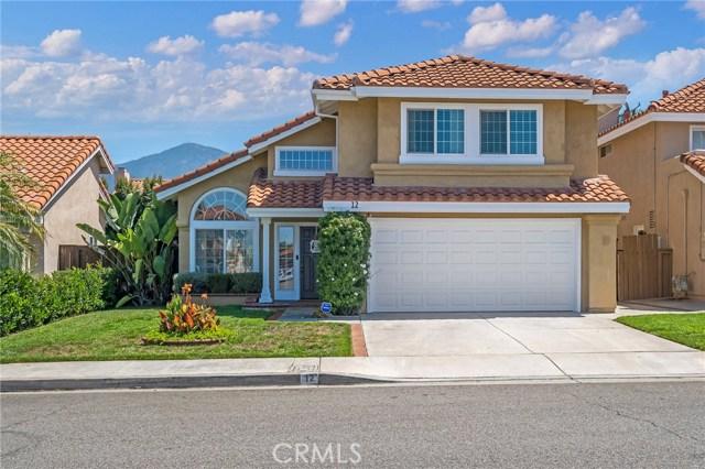 12 Mapache, Rancho Santa Margarita, CA 92688