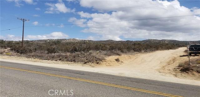 0 Terwilliger Road, Anza, CA 92539