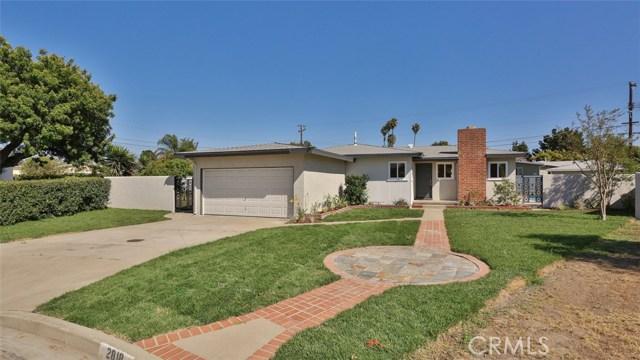 2818 W Bridgeport Avenue, Anaheim, CA 92804