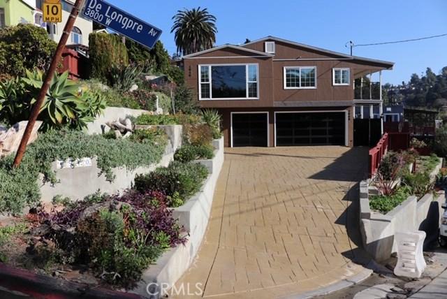 1910 Mayview Drive, Los Angeles, CA 90027