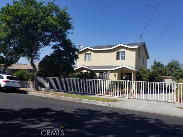4323 Hartle Avenue, Cudahy, CA 90201