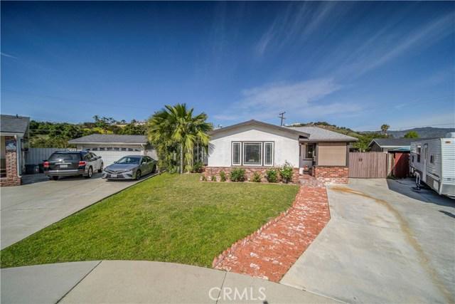 1803 Deserta Drive, Glendora, CA 91740