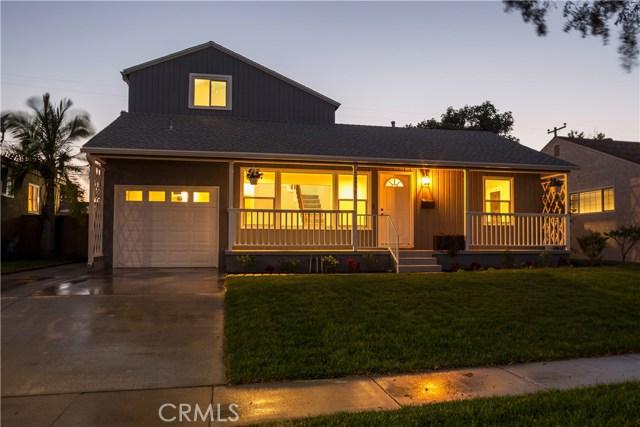 5719 Faculty Avenue, Lakewood, CA 90712
