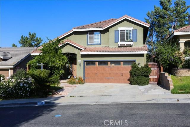 553 Shenandoah Road, Corona, CA 92879