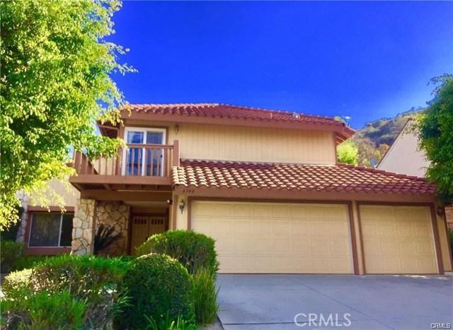 6340 E Camino Grande, Anaheim Hills, California
