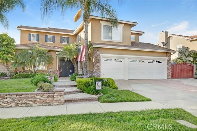 723 Sky Ridge Drive, Corona, CA 92882